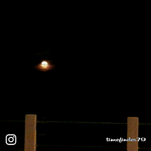 [INSTAGRAM] – E la luna bussò…