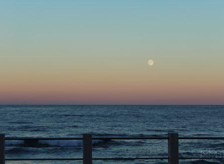 [FOTOGRAFIA] – Crepuscolo sul mare, Laigueglia
