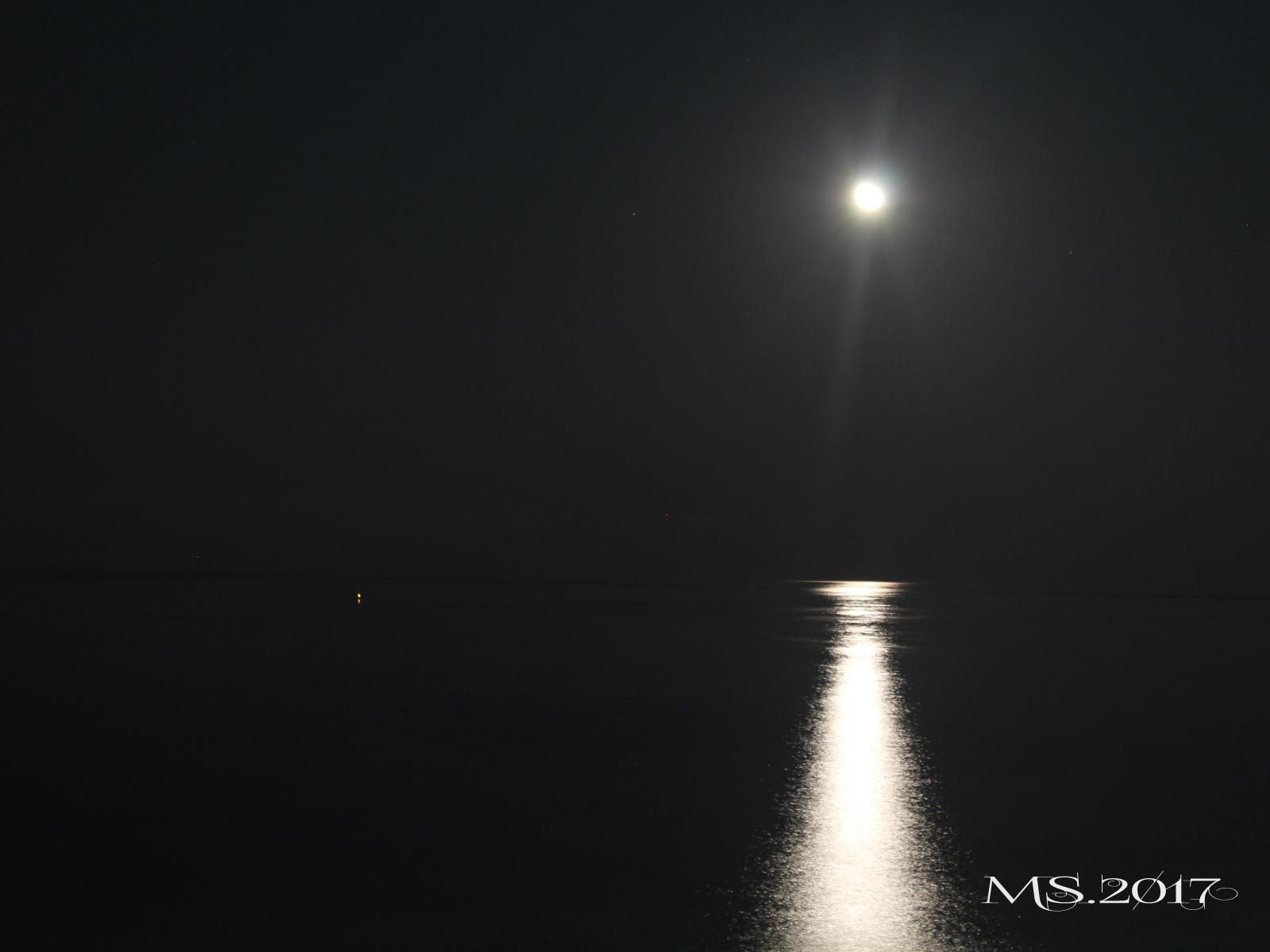 [FOTOGRAFIA] – E la luna bussò