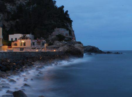 [FOTOGRAFIA] – Il mare setoso della sera